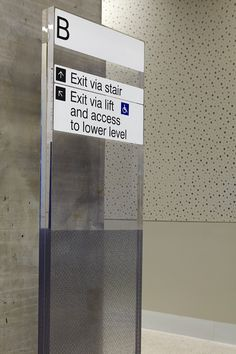 Büro North : University of Melbourne – Melbourne School of Design Wayfinding Signage, Signage Design, Environmental Graphics, Environmental Design, University Of Melbourne, Customer Engagement, Creative Walls, Built Environment, Shop Signs