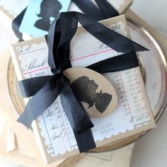 Vintage-Styled Wrapping