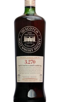 Review #27 - SMWS 3.270 - 18 year old Bowmore http://ift.tt/2iIVKVp