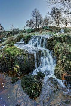 England Travel Inspiration - Fyling Dale Moor, North Yorkshire, England.  Photo by Lance Garrard.