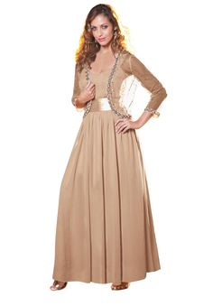 Plus Size Gown with Bolero   Plus Size Special Occasion Dresses   Jessica London