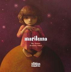 Mariluna.Libros de Papel. Álbum ilustrado precioso, que trata el tema del autismo.