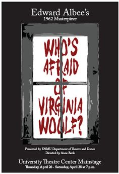 Whos Afraid Of Virginia Woolf Book
