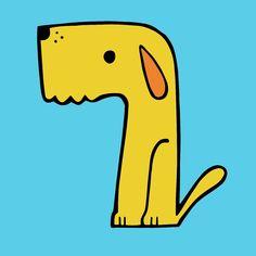 #illustration #illusrtatorsoninstagram #doodle #promarker #poscapens #art #dogs #puppy #adobeillustrator #freelancers #freehand #handdrawn #posterart #storybook #cute #pet #sketchbook #sketch #draw #drawforever *by Josie Deal