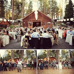 YOSEMITE outdoor wedding ceremony  LINK below for more http://greenweddingshoes.com/real-wedding-beth-kevins-yosemite-wedding/
