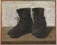 TheHistorialist: 1919 - 1920 | SIR WILLIAM NICHOLSON | BOOTS Miss Jekyll's Gardening Boots 1920