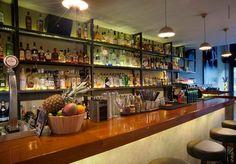 Nice Bar in Glyfada. Cheers!