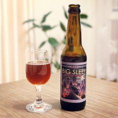 Takie Krafty: Big Sleep (American Barley Wine) - Browar Raduga