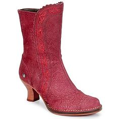 Bottines Neosens ROCOCO SHINE Rouge - Livraison Gratuite avec Spartoo.com ! - Chaussures Femme 129,50 € There are so many beautiful boots and shoes on this site. How much sterling to the euro at the moment?!