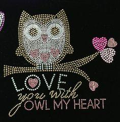 rhinestone_transfer_owl_my_heart_love_you_iron_on_hot_fix_heat_transfer_motif_bling_appliqu_-_diy_0e5ee4bf.jpg (492×500)