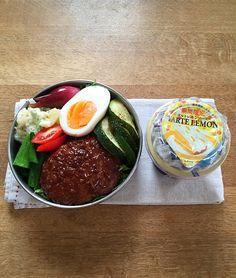 ボンジュール's dish photo 本日のお弁当 | http://snapdish.co #SnapDish #お弁当
