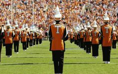 Pride of the Southland Marching Band!! GO VOLS!