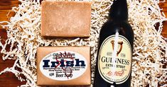 Beer Soap, Irish Beer Soap, Beard Balm, How To Make Beer, Shampoo Bar, Guinness, Shea Butter, Allergies, The Balm, Irish