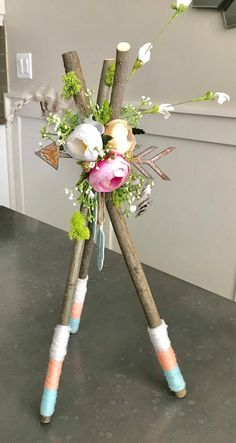 15 Tee Pee Centerpiece Pow Wow Weddding Baby Shower Wild One Birthday Tribal Baby Indian Arrows Coachella party Wedding Centerpieces, Wedding Decorations, Centerpiece Ideas, Table Decorations, Birthday Centerpieces, Rustic Centerpieces, Birthday Decorations, Diy Wedding, Wedding Flowers