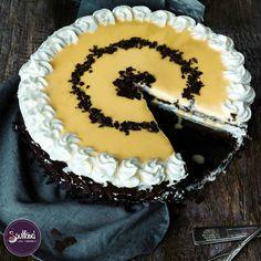 Leichter Genuss! Schnelle Low-Carb-Eierlikör-Torte