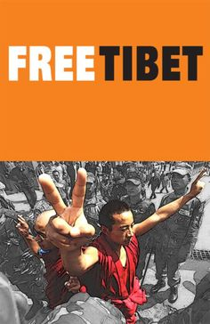 Free Tibet/ I love me some gay people, equal rights all the way, gay marriage starting to really happen in the US, good, now a little more focus on Tibet please