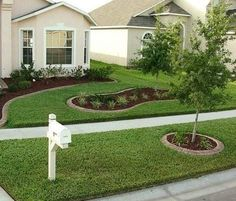 it is crucial for you to pay a serious concern when it comes to the landscape ideas for front yard.