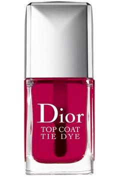Dior Nail Polish, Dior Nails, Summer Nail Polish, Nail Polish Trends, Nail Polish Colors, Summer Nails, Nail Polishes, Nail Trends, Dior Beauty