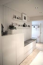 Image result for ikea besta wardrobe and bench combo entryway