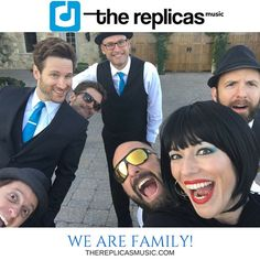 Every configuration of our variety band(s) work together like a well oiled machine and bring the party to every stage and dance floor! And the musicians like each other:)check out thereplicasmusic.com/videos #eventprofs #wedprofs #losAngelesMusicAgent  #losAngelesMusicians #music #wedding #Instagood #picoftheday #cute #photo #cool #love #beautiful #followme #instagram #thatsmygig #blue #branding #marketing #advertising #Special #event #soCal #corporateParty #cover #band #dance…