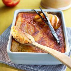Découvrez la recette Fondant aux pommes sur cuisineactuelle.fr.
