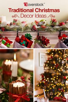 country chic christmas decorating ideas for the home overstockcom pinterest christmas decor country chic and doors - Overstock Christmas Decorations
