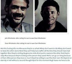John & Dean Winchester (Supernatural)