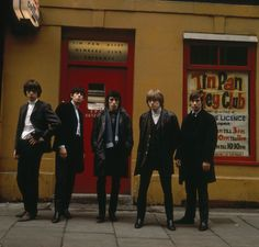 Terry O'Neill, 'The Rolling Stones Tin Pan Alley, London,' 1963, Gallery 270