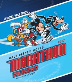 Motivation to get fit for a runDisney race, or a Disney vacation!
