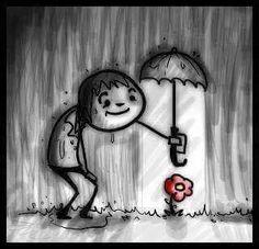 Bir çiçeği seviyorsan; bırak var olsun.. Sevmek; sahip olmak ile ilgili değildir. Sevmek değer vermek ile ilgilidir...