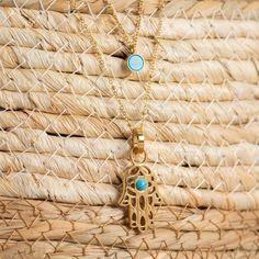 Turquoise - top part - changeable - personalize - gold - goud - ketting - bohohand - bohemian - fatima - necklaceparty - boho - festival Turquoise Top, Boho Festival, Wood Watch, Bohemian, Accessories, Fashion, Wooden Clock, Moda, Fashion Styles