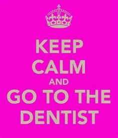 Go to the dentist! #dentist #ocdentist #ocdentalcenter