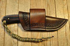 Custom Crossdraw Sheath for Puma SGB Buck 113 Drop Point Knife Sheath Only | eBay