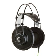 AKG Q701 Quincy Jones headphones / HeadRoom Audio  Can be found at headphone.com