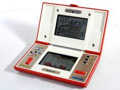 Nintendo Game & Watch Multi Screen Mickey & Donald DM-53 MIJ Great Condition_898 #Nintendo
