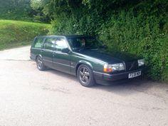 Volvo 940 2,3 turbo