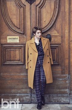 JYJ's Jaejoong awes with his luxurious pictorial in Vienna for 'International bnt' + BTS clips | allkpop.com