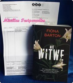 """Das Buch """"Die Witwe"""" von Fiona Barton   Mirellas Testparadies"""