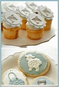 Cupcake and Cookie Inspiration