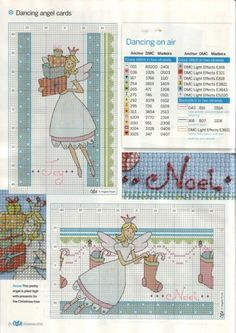 Gallery.ru / Фото #24 - Cute Cross Stitch №3 Christmas 2013 - WhiteAngel