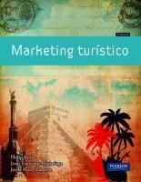 El libro de marketing para turismo más utilizado en el mundo en una edición innovadora, práctica, actualizada y adaptada al contexto real.