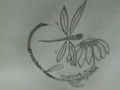 this is a tattoo drawing i did several years ago... i will get this....photo taken by MMCDANIEL CREATIONS