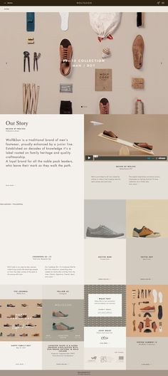 online shop / photo / grid / typo / responsive