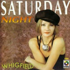 Whigfield, Saturday Night - number one when my second son was born, September 1994 - labour was preferable to listening to this : Number One, Saturday Night, September