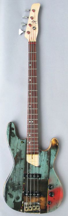 SPALT INSTRUMENTS Gate Bass Custom #004