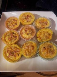 Ham, Egg & Cheese Muffin Cups Recipe