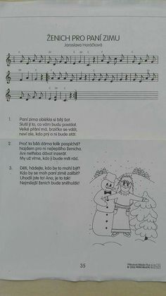 Kids Songs, Music Notes, Sheet Music, School, Wicker, Nursery Songs, Music Score, Music Sheets, Music Lyrics