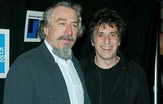 Robert Deniro and Al Pacino