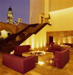 Hotel La Purificadora - Serrano Monjaraz Arquitectos #hotel #architecture #design #arquitectura