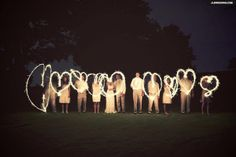 the whole bridal party.